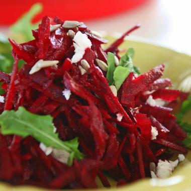 σαλάτα παντζάρι