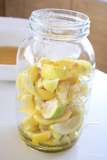 συνταγή για σπιτική δροσιστική λεμονάδα