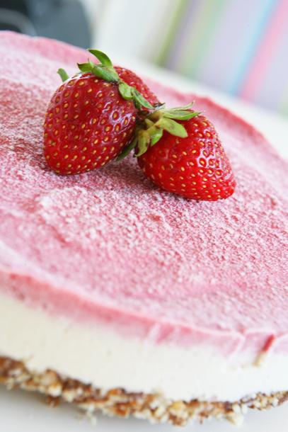 συνταγή για καλοκαιρινή τούρτα