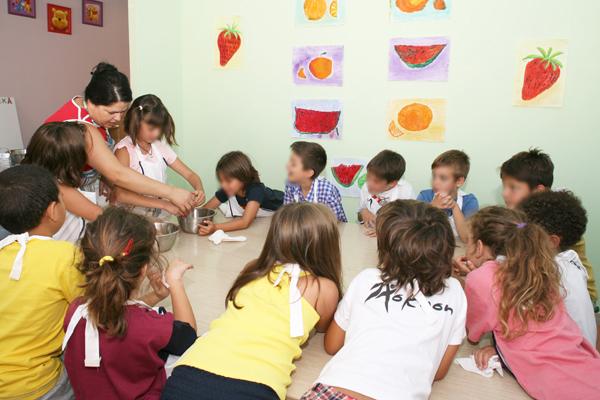 μαγειρική για παιδιά Δημοτικού