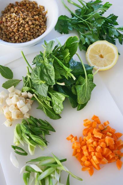 συνταγή σολωμός με λαχανικά